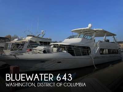 View 1996 Bluewater 643 - Listing #104730