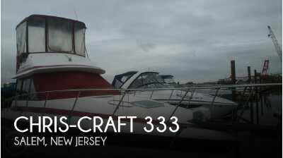 View 1984 Chris-Craft 333 Commander - Listing #70168