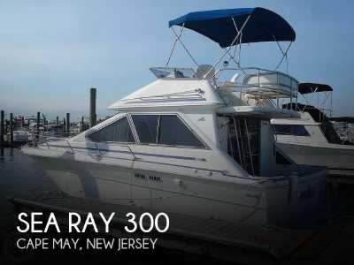 View 1989 Sea Ray 300 Sedan Bridge - Listing #86611