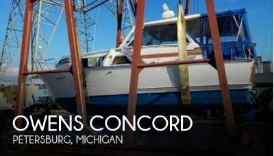 View 1968 Owens Concord - Listing #48509