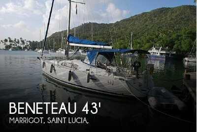 View 2011 Beneteau Oceanis 43.3 - Listing #60116