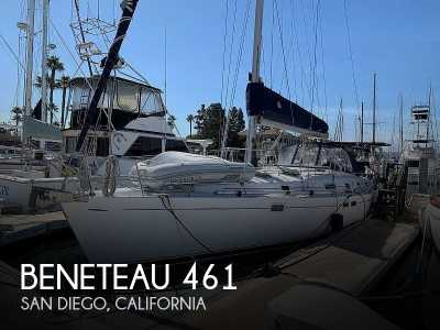 View 1997 Beneteau Oceanis 461 - Listing #49953