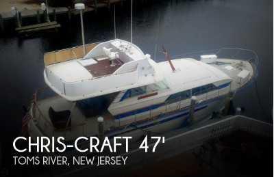 View 1970 Chris-Craft 47 Commander - Listing #51593