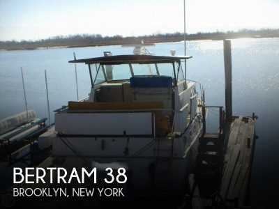 View 1972 Bertram 38 Double Cabin - Listing #52344