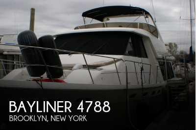 View 1995 Bayliner 4788 - Listing #52423