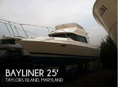 View 1994 Bayliner Cierra 2566 - Listing #52411