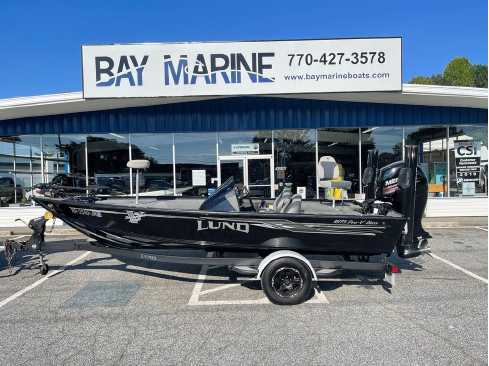 View 2018 Lund Pro-V Bass 1875 - Listing #314785