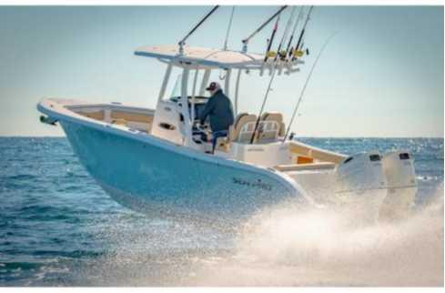 View 2022 Sea Pro 259 Deep V Series CC - Listing #306322