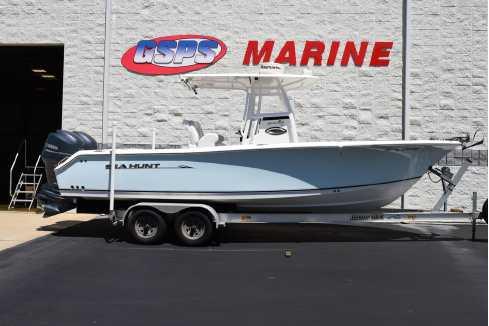 View 2012 Sea Hunt Gamefish 25 - Listing #311466