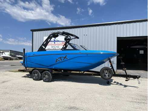 View 2022 ATX Boats 20 Type-s - Listing #316933