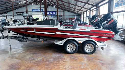 View 2012 Bass Cat Boats Cougar FTD - Listing #303897