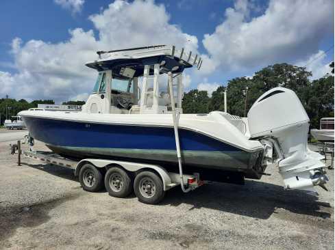 View 2008 Everglades Boats 290 Pilot - Listing #315954