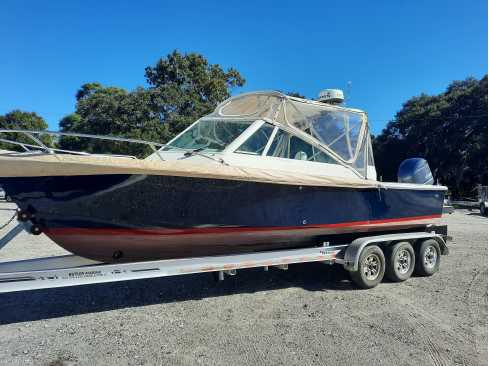 View 2020 Hunt Yachts Day Cruiser Harrier 26 Sport - Listing #316341