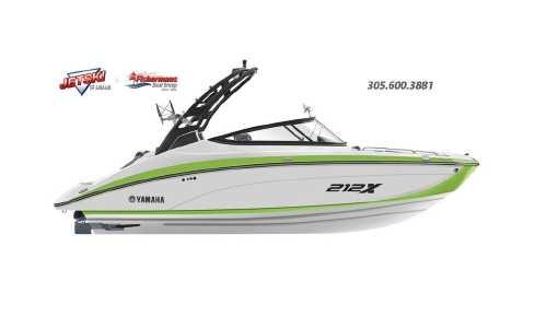 View 2022 Yamaha Marine 212XD - Listing #294106