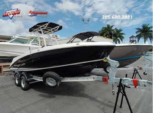 View 2022 Yamaha Marine 210 FSH Sport - Listing #320462