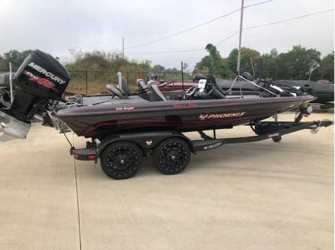 View 2016 Phoenix Bass Boats 919 Pro XS - Listing #318308