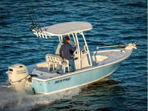 View 2021 Sea Pro 208 - Listing #319668