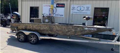 View 2019 Excel Boats Catfish Pro 21' - Listing #316850