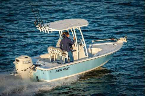 View 2021 Sea Pro 208 DLX Bay - Listing #304207