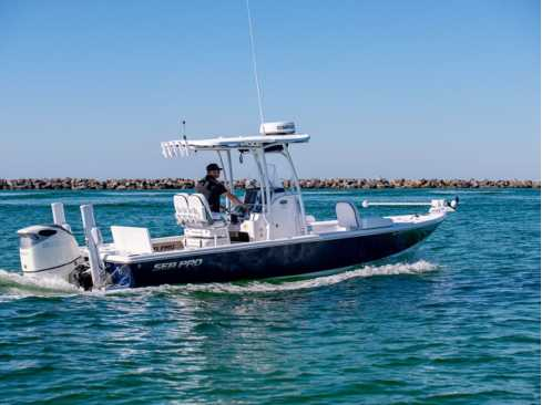 View 2021 Sea Pro 248 - Listing #319667