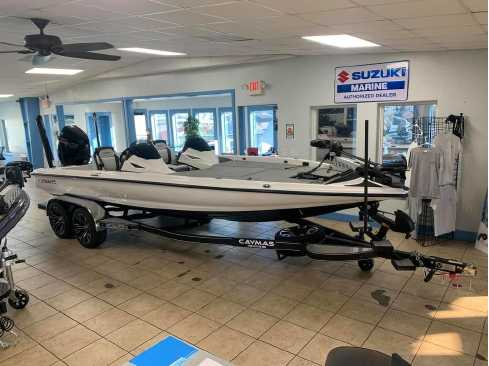 View 2022 Caymas Boats CX 21 PRO - Listing #316849