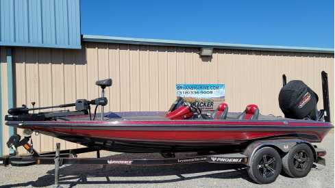 View 2012 Phoenix Bass Boats 721 ProXP - Listing #314193