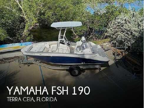 View 2017 Yamaha FSH 190 - Listing #320574