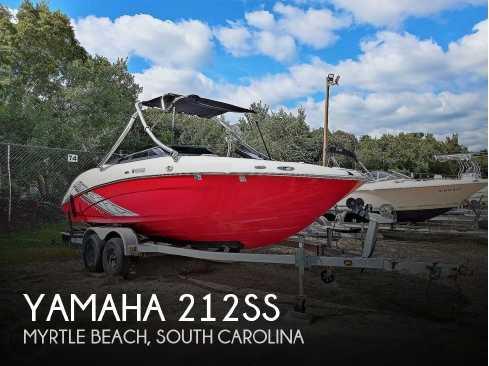 View 2008 Yamaha 212SS - Listing #320387