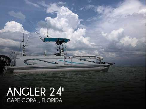 View 2019 Angler Qwest Fish & Cruise - Listing #318759