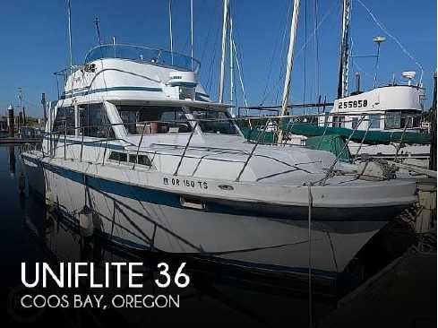 View 1977 Uniflite 36 - Listing #321037