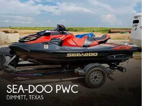 View 2020 Sea-Doo RXT-X 300 and 2002 GTX 4-TEC - Listing #312584