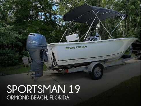 View 2016 Sportsman 19 Island Reef - Listing #311359