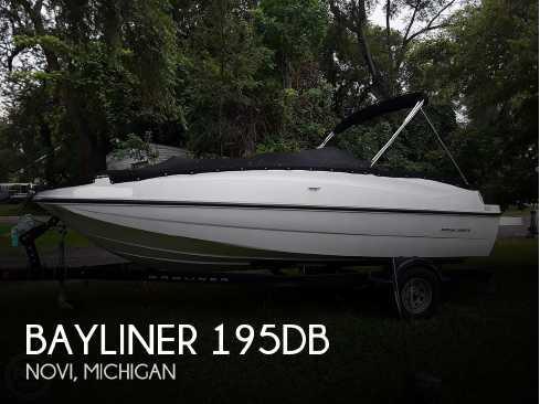 View 2017 Bayliner 195DB - Listing #306773