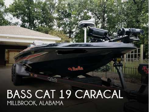 View 2018 Bass Cat 19 Caracal - Listing #305886