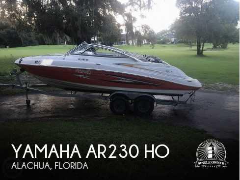 View 2007 Yamaha AR230 HO - Listing #308354