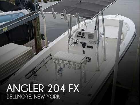 View 2012 Angler 204 fx - Listing #277423