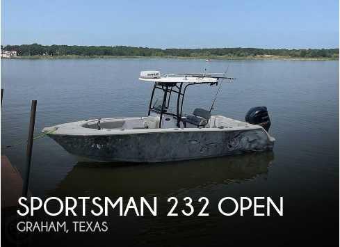 View 2018 Sportsman 232 Open - Listing #316394