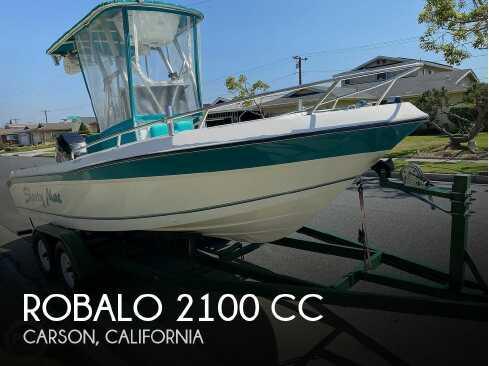 View 1998 Robalo 2100 CC - Listing #146931