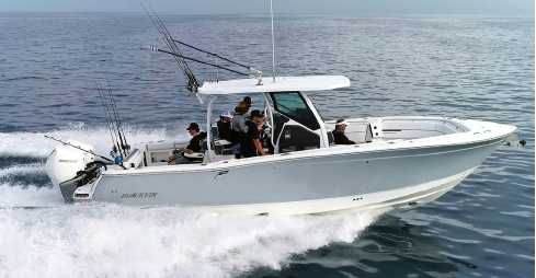 View 2022 Blackfin 302CC - Listing #320486