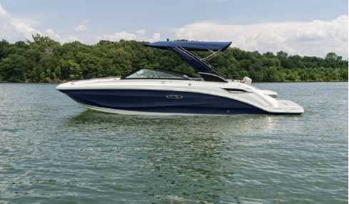 View 2022 Sea Ray 250 Sundeck - Listing #318349
