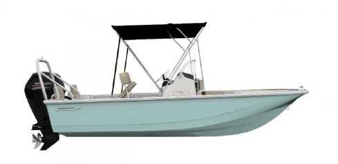 View 2022 Boston Whaler 170 MONTAUK - Listing #316763