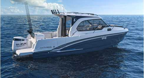View 2022 Beneteau America Antares 8 - Listing #317452